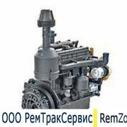 двигатель д-260 без навесного оборудования,  из ремонта